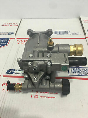 Pressure Washer Pump Kit Excell Devilbiss 34 Horizontal 5-7 Hp 2750 Psi 2.5gpm