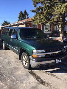 2002 Chevy Silverado AS IS