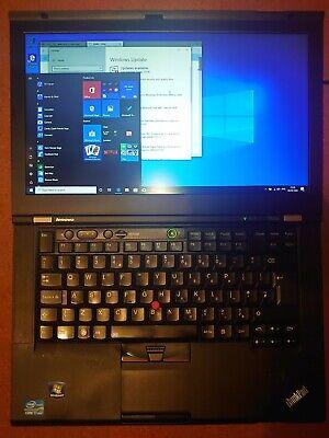 Lenovo ThinkPad T420s 14 Intel Core i7 2GB RAM 120GB SSD NVIDIA NVS420 Win10 segunda mano  Embacar hacia Mexico