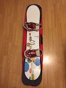 Burton Lux Snowboard (143)