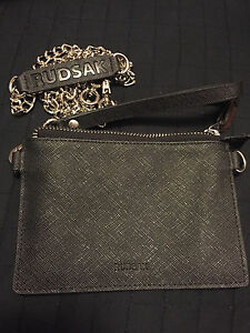 Rudsak leather wristlet