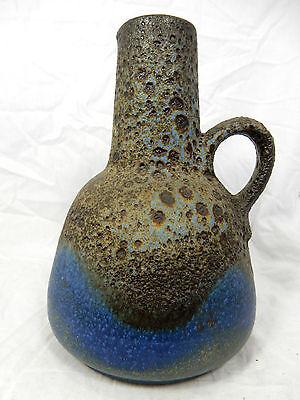 Beautiful  70´s design Dümler & Breiden Fat Lava Keramik  vase 1054 / 22