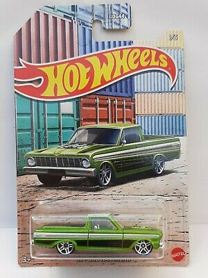 Hot wheels. Hot pick up 2021 . 65 Ford Ranchero .Neuf en...