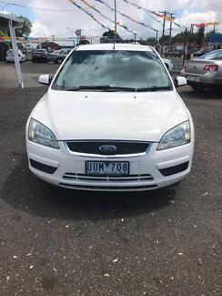 "2007 Ford Focus Sedan "" AUTO RWC SUPPLIED"" Morwell Latrobe Valley Preview"