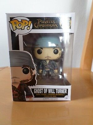 Funko POP!: Disney: Piratas del Caribe: Will Turner