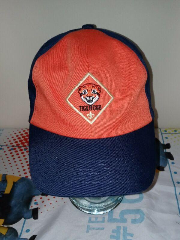 Boy Scout Tiger Cub Baseball Hat M/L Adjustable Official BSA Uniform