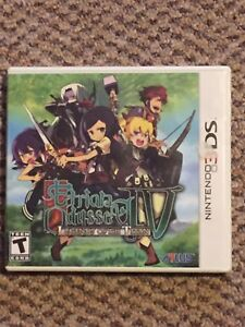 Etrian Odyssey IV 3ds for sale or trade