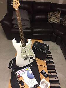 Fender Squire Strat starter kit