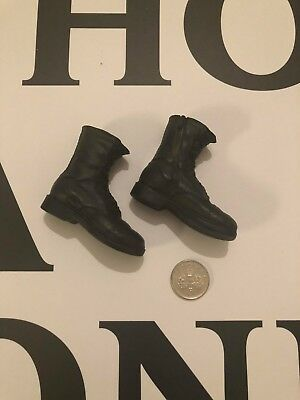 Ghostbusters Boots (BLITZWAY Ghostbusters Venkman Black Boots loose 1/6th)