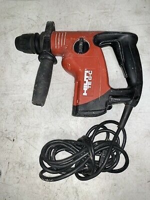 Hilti Te 6-c Corded Sds Plus Rotary Chipping Hammer Drill Tool