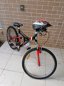Bicycle with helmet Toowoomba Toowoomba City Preview