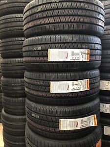 235/40R19 Continental ContiProContact; Michelin Pilot Sport 4S