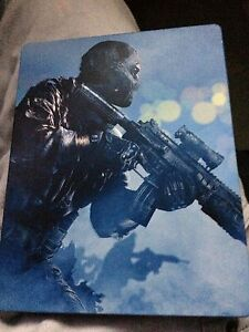 COD ghost steelcase a vendre PS4