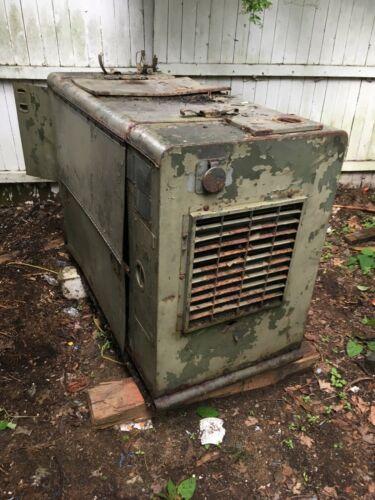 Vintage Military  Generator