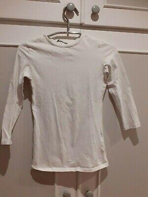 Kikiriki girls white tops x 2