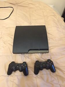 PS3 Slim with 16 Games!