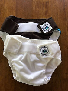 Pocket Cloth Diapers - Size M