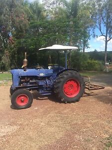 Fordson major tractor Gympie Gympie Area Preview