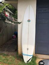 """7""""4 Minimal MINT CONDITION -  made in Australia Byron Bay Byron Area Preview"""