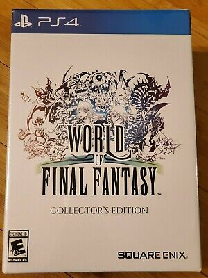 World of Final Fantasy: Collector's Edition Square Enix Online (Worldwide Stores Online)