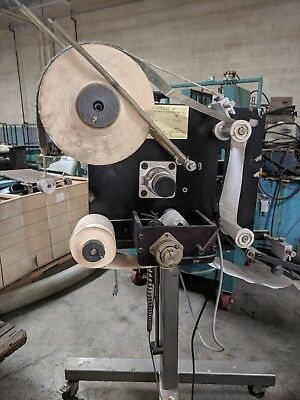 Brute 350 Pressure Sensitive Label Applicator With Stand