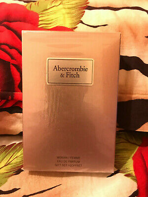 Abercrombie & Fitch First Instinct 3.4 oz 15 ML EDP Perfume for Women New In Box