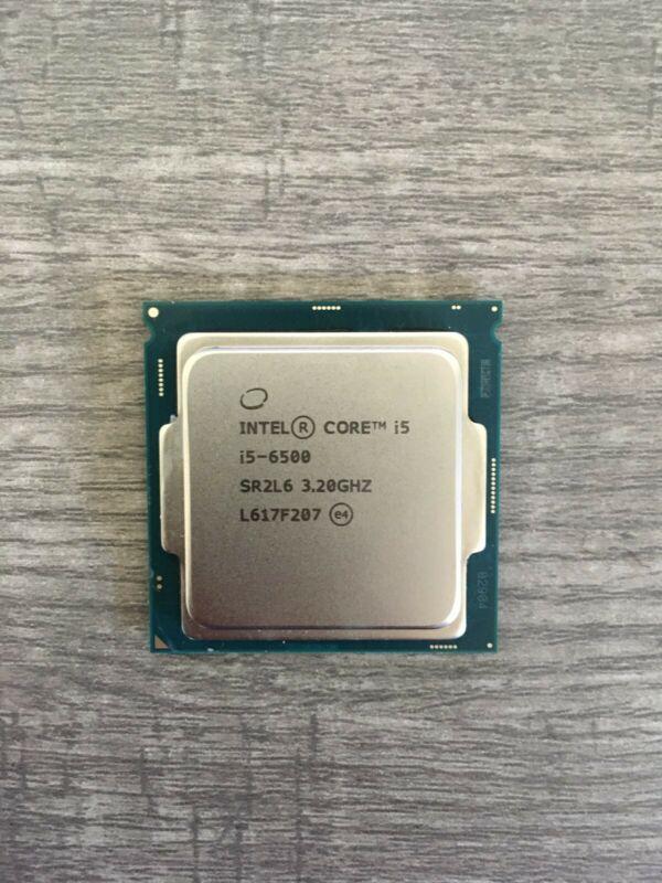 Intel SR2L6 Core i5-6500 3.2GHz 6th Gen. LGA1151 Socket Quad-Core Processor