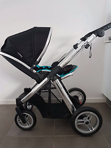 Oyster Max Pram Banyo Brisbane North East Preview