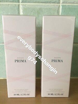 Avon~PRIMA (DREAMS UK Version) Eau de Parfum Spray~x2 Lots BOTH SEALED