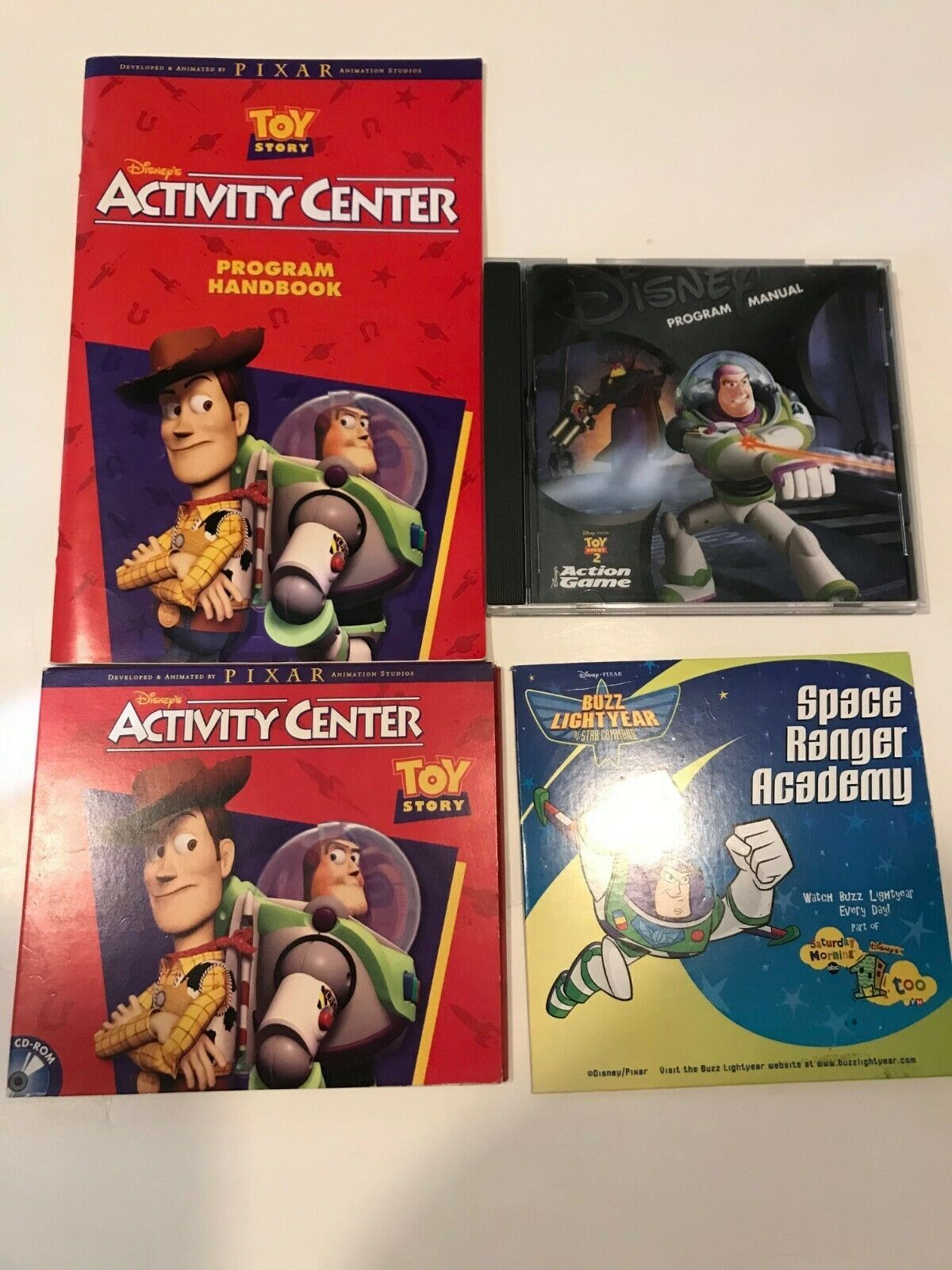 Computer Games - Toy Story CD Computer Games
