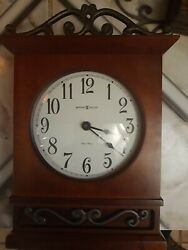 Dual Chiming Mantel Clock by Howard Miller -Model 630-173