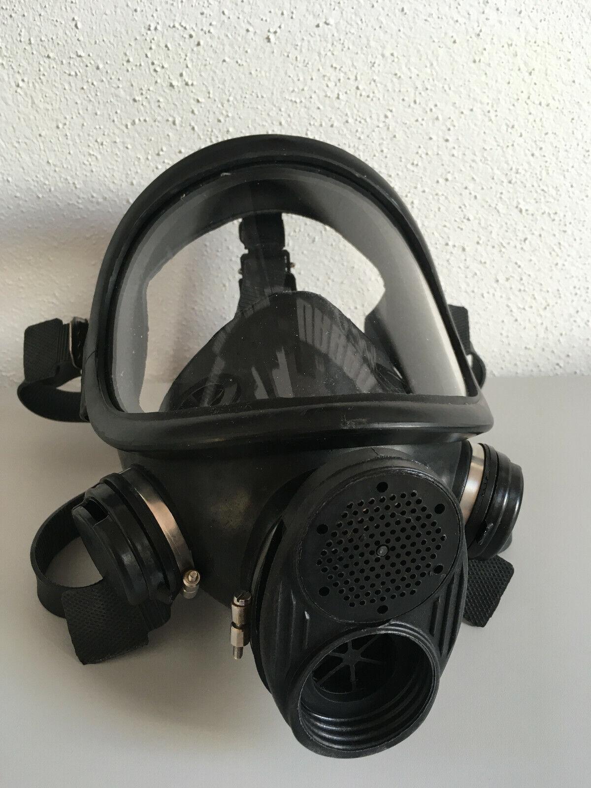 Atemschutzmaske - Pirelli Sekur Vollmaske C 607