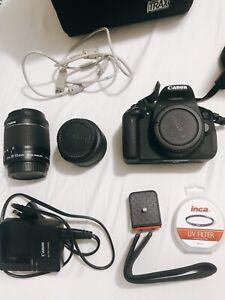 FULL SET BARGAIN - Canon 700D