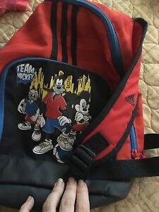 Kids Adidas Team Mickey back pack Paddington Brisbane North West Preview
