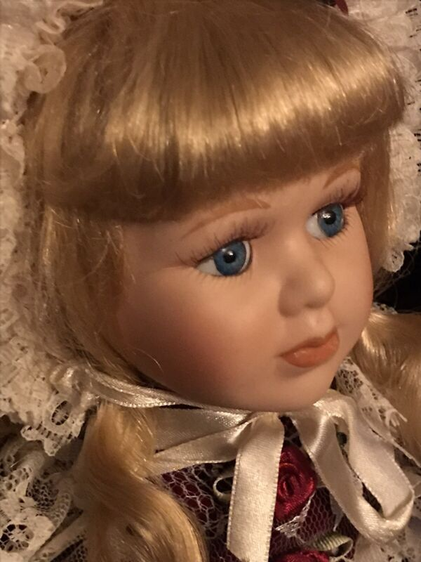 Highly Active Spirit Haunted Doll ~ Paranormal Apparition ~ Rose