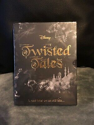 Disney Twisted Tales Book Collection Sealed