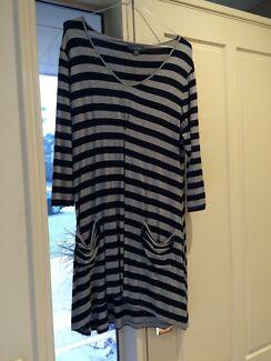 Pumpkin Patch Top/short dress size M  Aspendale Gardens Kingston Area Preview