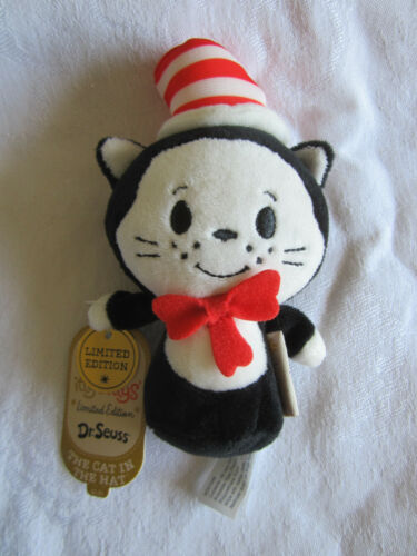 Hallmark Itty Bittys Dr. Seuss The Cat in the Hat Limited Edition NWT