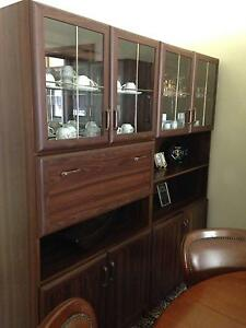 FREE - 2 x Matching Wall Units - Good Condition Cherrybrook Hornsby Area Preview