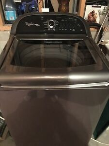 Whirlpool Cabrio Washer Platinum