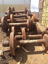 Train wheel sets Landsdale Wanneroo Area Preview