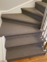Carpet stairs special!!