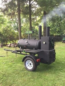 Custom BBQ Smokers and Rentals