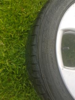"Volkswagen Golf Gti Detroit 17"" Wheels with Tyres Northmead Parramatta Area Preview"