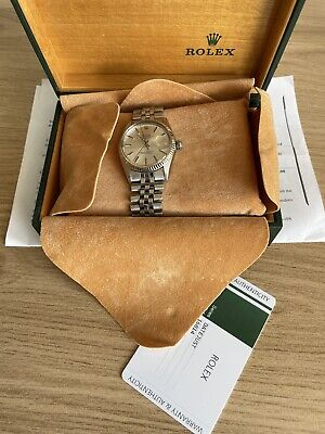 Authentic Rolex Datejust 16014 36mm
