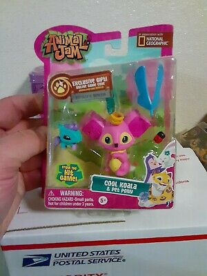 Animal Jam Cool Koala & Pet Pony Mini Figure 2-Pack ()
