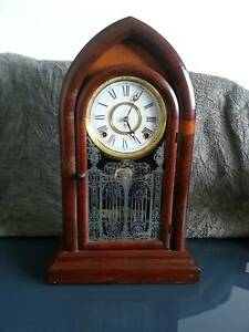 Ansona Antique Cathedral Clock Geelong Geelong City Preview