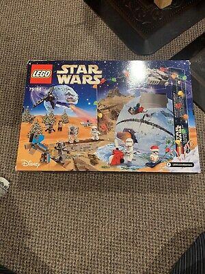 Lego Star Wars Advent Calendar 75184, 309 Piece Building Set - Brand New !!