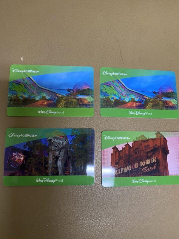 NEW One Day Walt Disney World Waterpark Tickets.