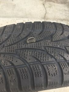 4 Ice Blazer winter tires